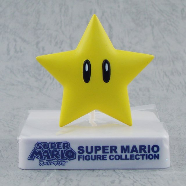 Super Mario Figure Collection Vol. 3 Pre-Painted Mini Figure: Super Star