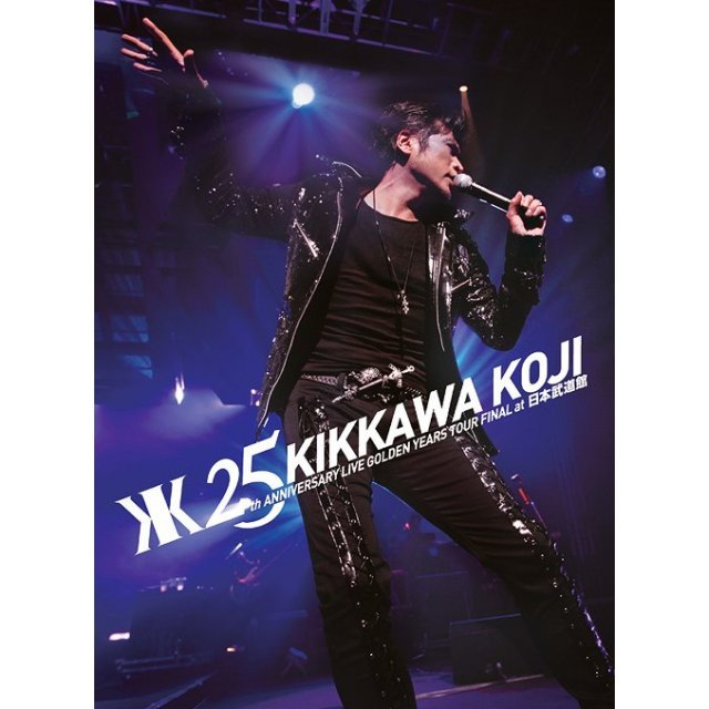 25th Anniversary Live Golden Years Tour Final At Nippon Budokan [DVD+USB Limited Edition]