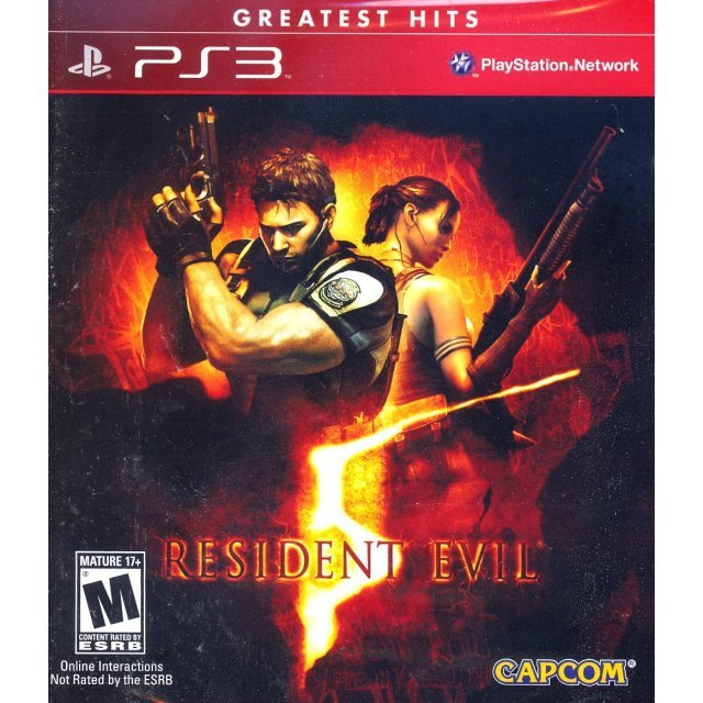 Resident Evil 5 (Greatest Hits)
