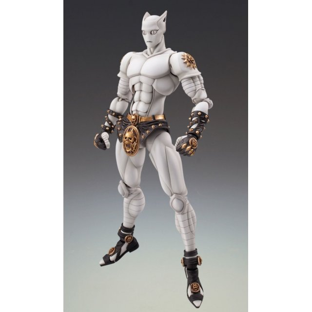 Super Figure JoJo's Bizarre Adventure Part 4 Non Scale Pre-Painted PVC Figure: Killer Queen