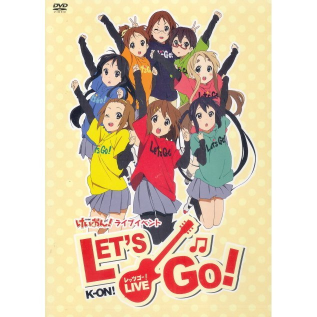 K-ON! Live Event - Let's Go!