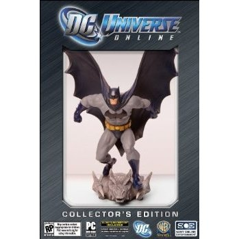 DC Universe Online (Collector's Edition) (DVD-ROM)