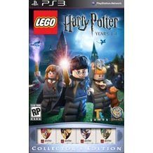 LEGO Harry Potter: Years 1-4 [Collector's Edition]