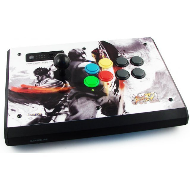 Super Street Fighter IV FightStick Tournament Edition S (white)