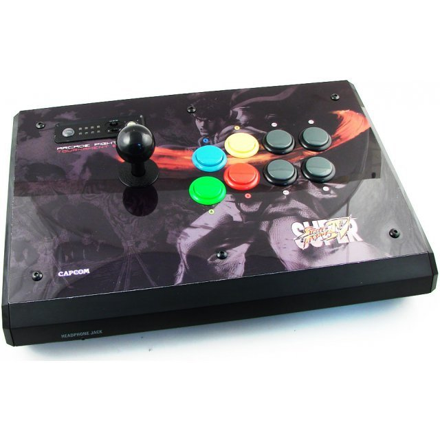 Super Street Fighter IV FightStick Tournament Edition S (black)