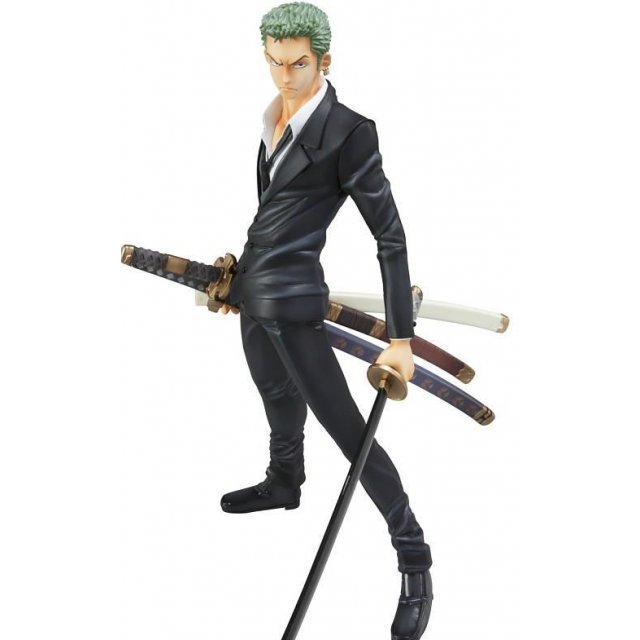 Portraits of Pirates P.O.P. Excellent Model 1/8 Scale Pre-Painted PVC Figure: Roronoa Zoro Ver.2