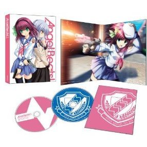 Angel Beats Vol.1 [DVD+CD Limited Edition]