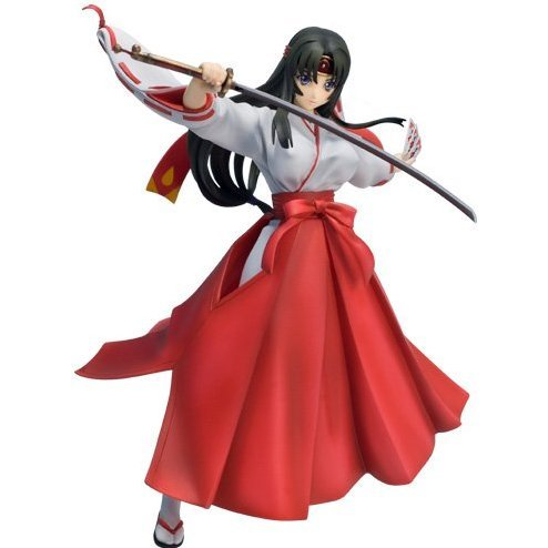 Queens Blade Non Scale Pre-Painted PVC Figure: Tomoe