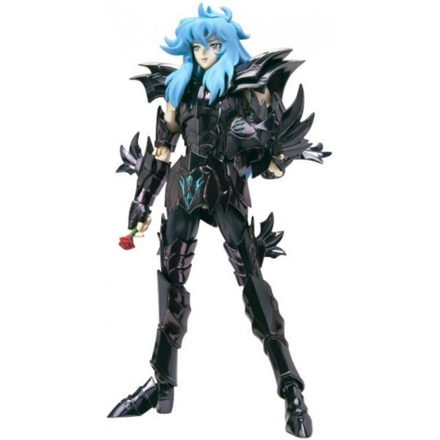 Saint Seiya Saint Cloth Myth Non Scale PVC Figure: Pisces Aphrodite (Dark Cloth)