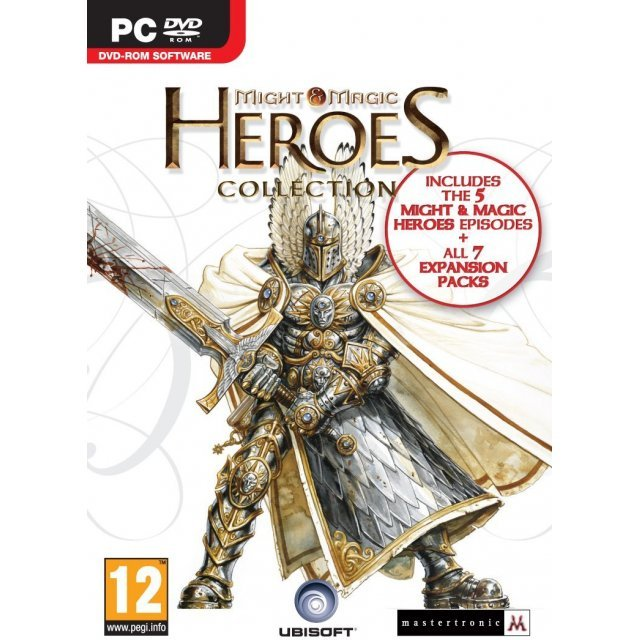 Heroes of Might and Magic Collection (DVD-ROM)