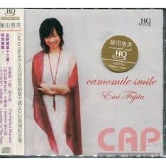 Camomile Smile [HQ-CD]