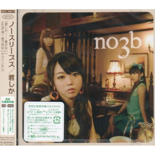 Kimishika [CD+DVD Limited Edition Type C]