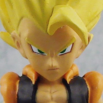 Dragon Ball Kai World Collectible Vol. 5 Mini Figure: Gogeta