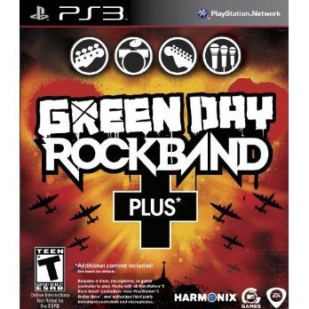 Green Day: Rock Band Plus