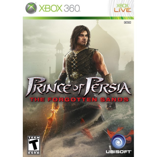Prince of Persia: The Forgotten Sands (Case damaged)