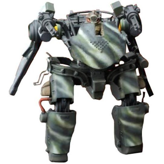 Lost Planet 2 1/35 Scale Pre-Painted Action Figure: GTF-11 Drio