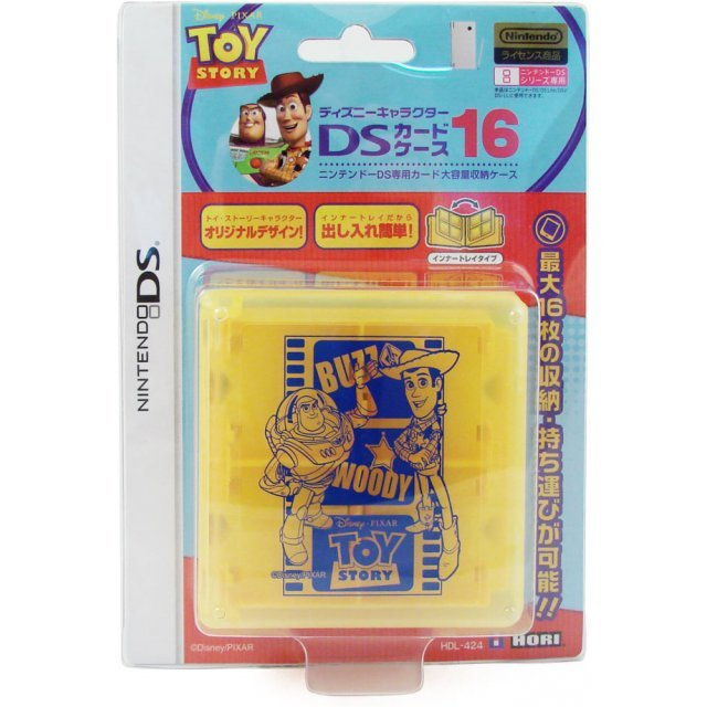 Disney Character DS Card Case 16 (Toy Story)
