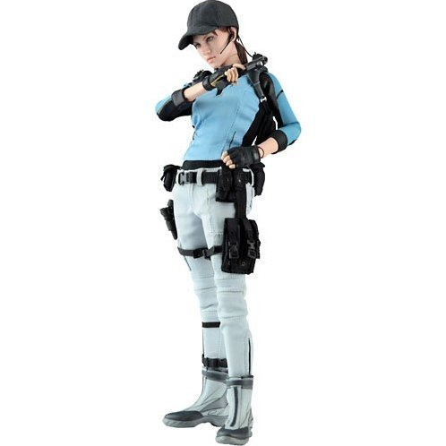 Video Game Masterpiece Biohazard 5 1/6 Scale Pre-Painted Figure: Jill Valentine (BSAA Version)