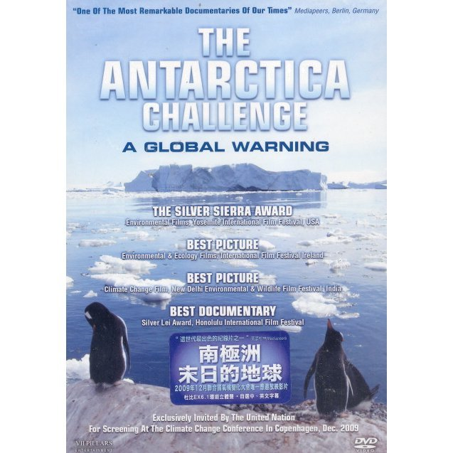 The Antarctica Challenge: A Global Warning