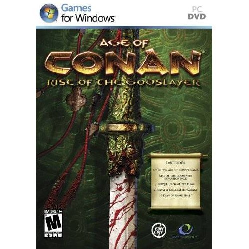 Age of Conan: Rise of the Godslayer (DVD-ROM)