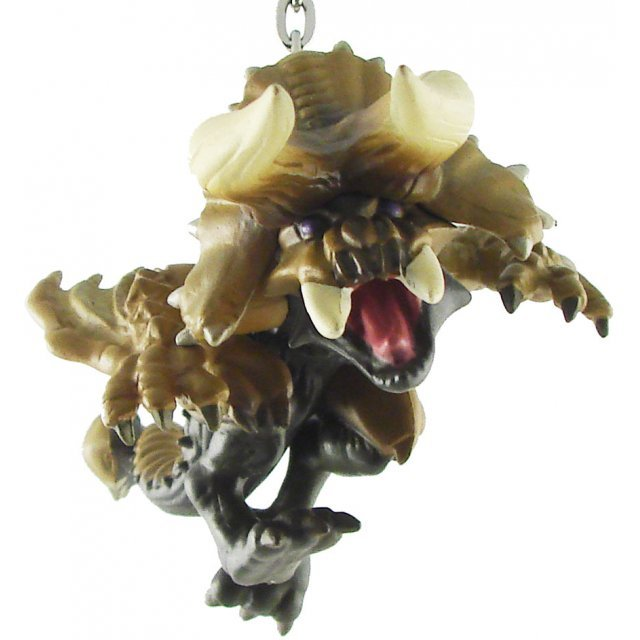 Banpresto Monster Hunter Key Chain Vol.4 Mini Figure: Diablos