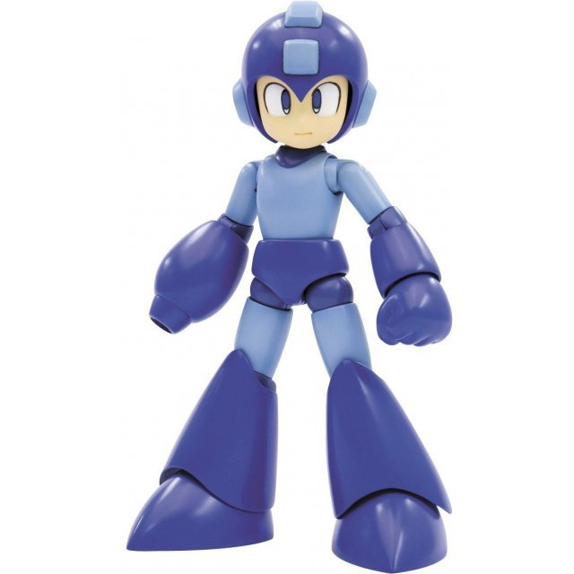 Rockman Plastic Model Kit