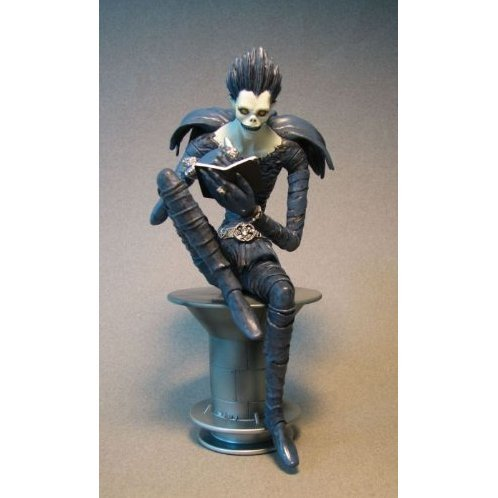 Death Note Pre-Painted Polystone Figure: Ryuk