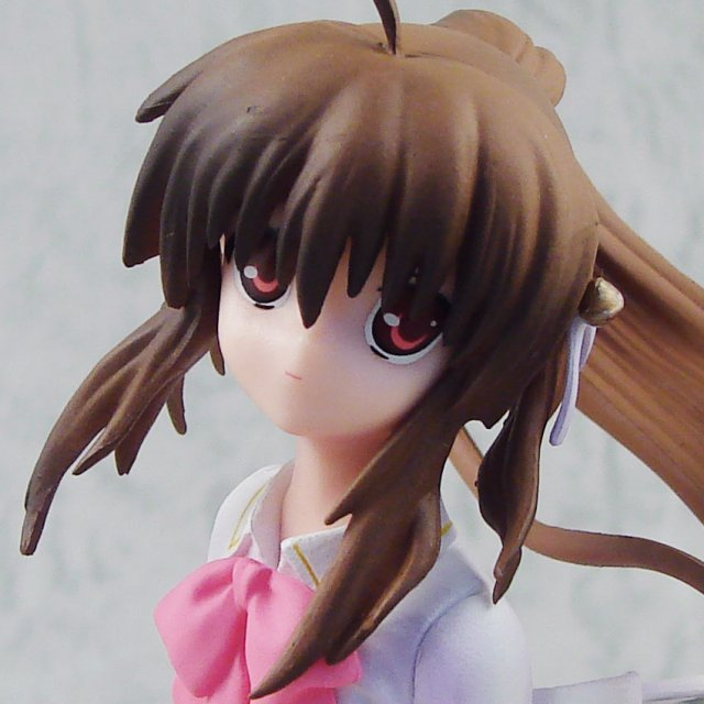 Little Busters Characters Figure 2 Non Scale Pre-Painted Figure: Rin Natsume