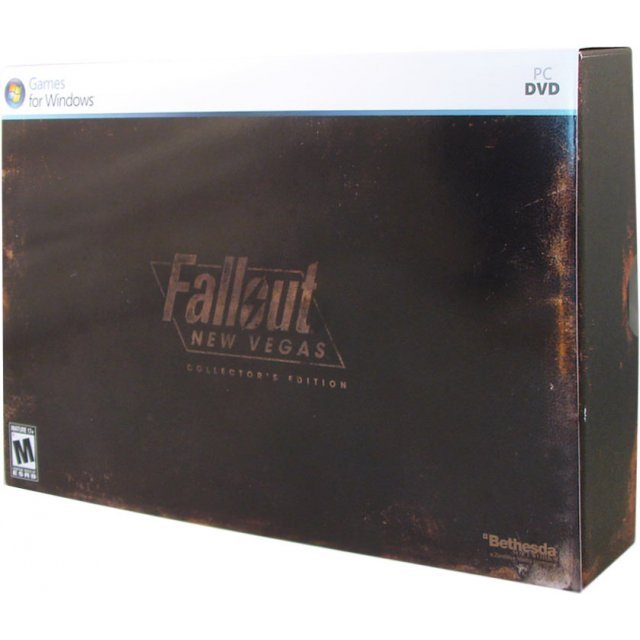 Fallout: New Vegas (Collector's Edition) (DVD-ROM)