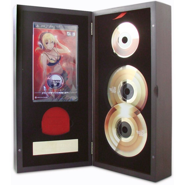DJ Max Portable Hot Tunes [Limited Edition]