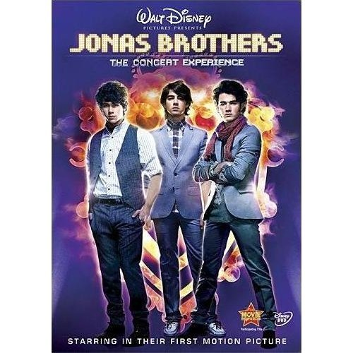 The Jonas Brothers: The Concert Experience