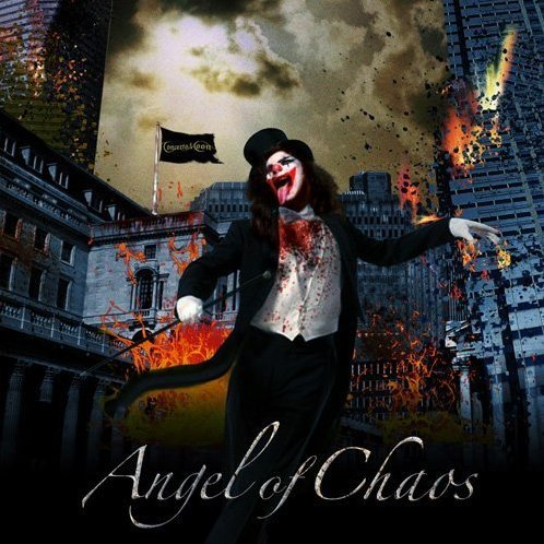 Angel Of Chaos [CD+DVD Limited Edition]
