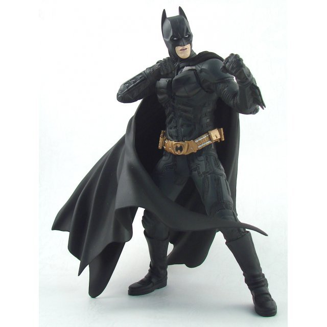 Dark Knight Batman Non Scale Pre-Painted Real Figure: Batman