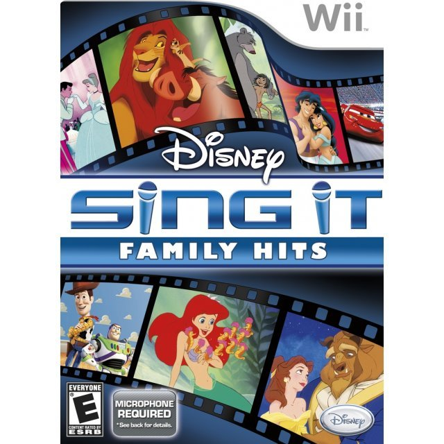Sing It: Family Hits