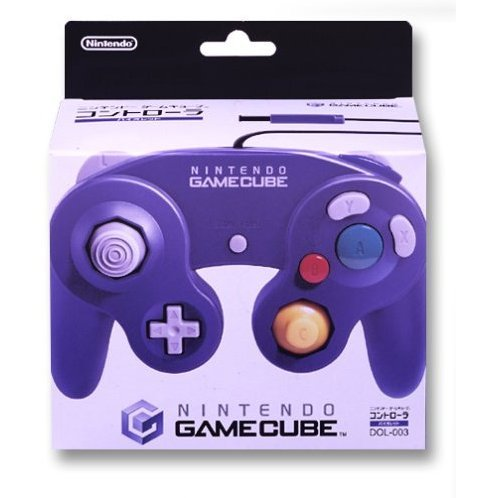 Game Cube Controller (Purple)