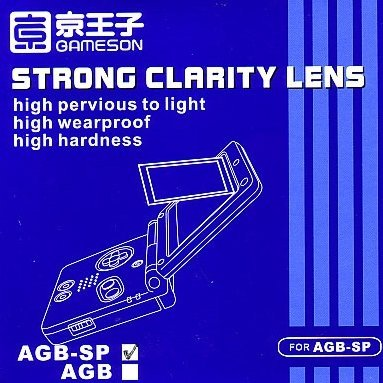 Strong Clarity Lens