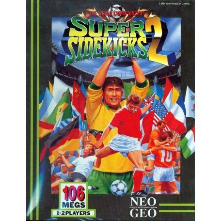 Super Sidekicks 2: The World Championship