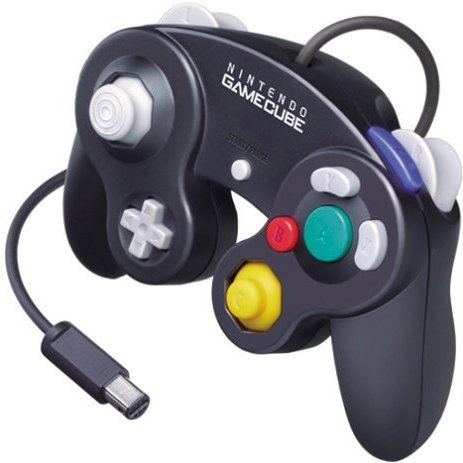 Game Cube Controller (Jet Black)