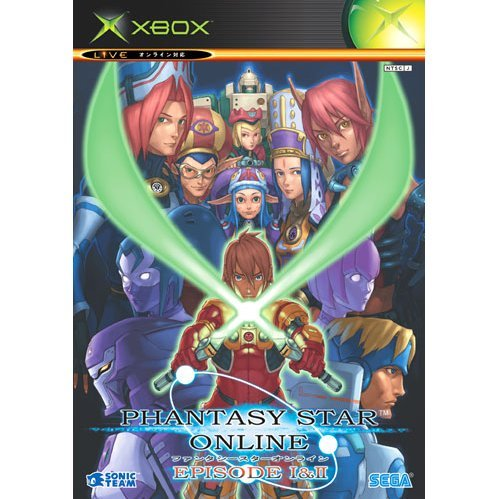 Phantasy Star Online Episode I&II