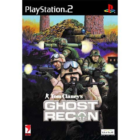Tom Claney's Ghost Recon
