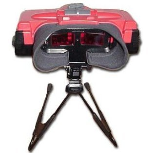 Virtual Boy (incl. Mario's Tennis)