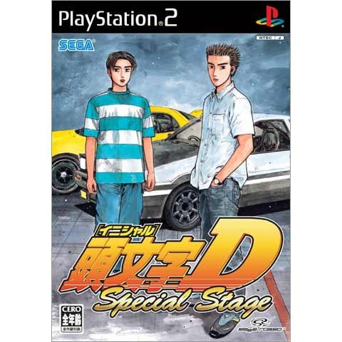 Initial D: Special Stage