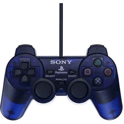 Dual Shock 2 Controller (Midnight Blue)