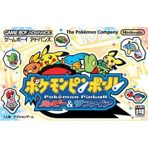 Pokemon Pinball Ruby amp; Sapphire