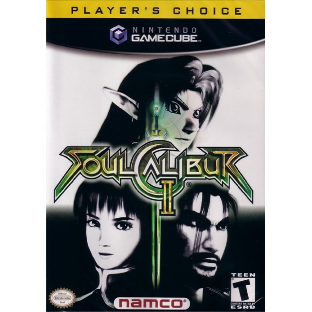 Soul Calibur II (Player's Choice)