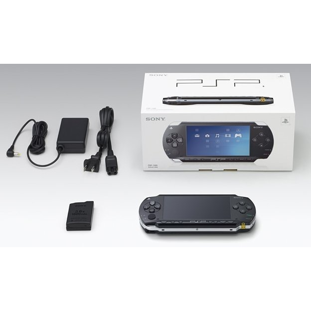 PSP PlayStation Portable (PSP-1000)