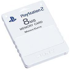 Memory Card 8MB (Ceramic White)