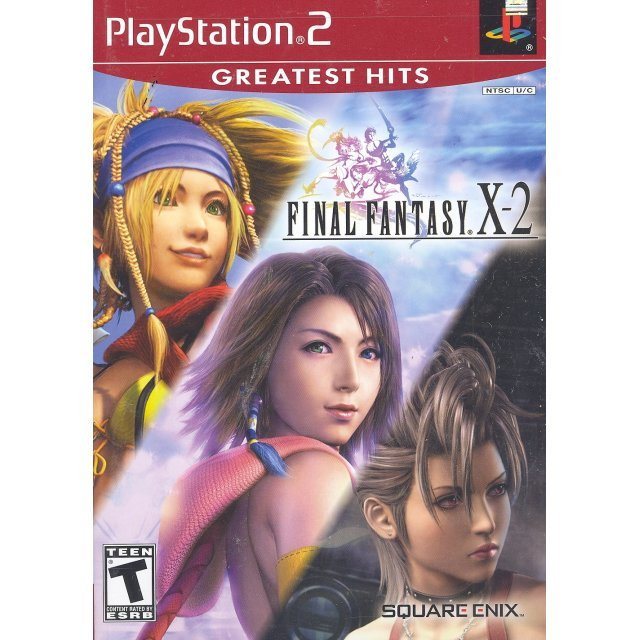 Final Fantasy X-2 (Greatest Hits)