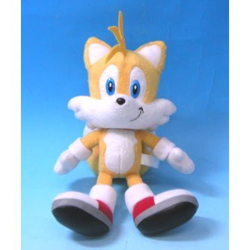 Sonic X: Plush Doll - Tails
