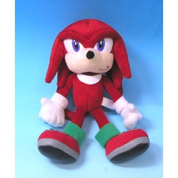 Sonic X: Plush Doll - Knuckles
